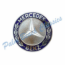 New Original OEM Mercedes Hood Emblem W121 190SL and 300SL