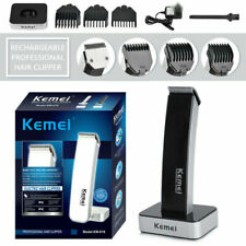 Electric Hair Clipper Shaving Machine Razor Barber Cutting Beard Trimmer Black##