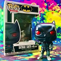 Batman Earth-44 Murder Machine Exclusive DC Comics Funko POP! #360