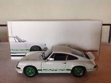 AUTOART PORSCHE 911 CARRERA RS 2.7 1973 PORSCHE MUSEUM 1/18