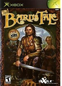 The Bards Tale - Xbox Game , Disc and Case Only, Tested & Working