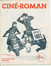 CINE ROMAN 238 (25/12/49) ANN SHERIDAN CARY GRANT MAUREEN O'HARA CELESTE HOLM