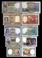2x  25 - 1.000 Pesetas - Issue 1931 Regular - Reproduction - 23