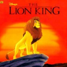 Disney's The Lion King (A Golden Look-Look Book) by Hover, Margo, Good Book