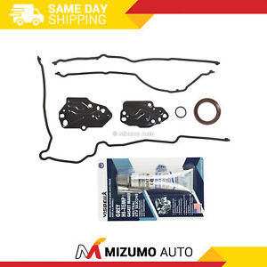 Timing Cover Gasket Fit 04-14 Ford F150 F250 F350 Lincoln 5.4 TRITON 3-Valve