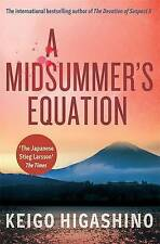 A Midsummer's Equation by Keigo Higashino (NEW Paperback, 2016) Ideal Xmas Gift