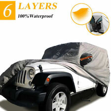 Big Ant Car Cover Protect From Snow Rain Sunshine For Jeep Wrangler 1987 2021