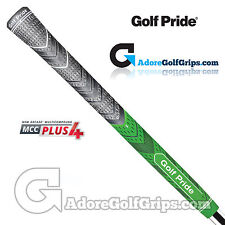 Golf Pride New Decade Multi Compound MCC Plus 4 Grips - Black / Green x 1