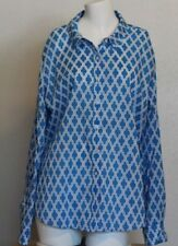 Crown & Ivy Womens Size XLarge Shirt Long Sleeve Button Front