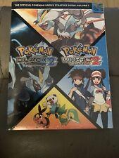 The Official Pokémon Unova Strategy Guide - Volume 1 brand New
