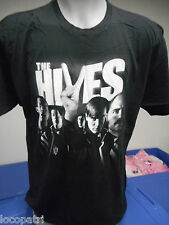 Mens The Hives Black & White Tour 2007 Licensed Concert Shirt New L