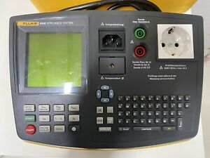 Fluke 6500 Gerätetester nach DIN VDE 0701/0702