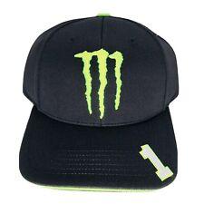 20' Kurt Busch Monster Energy Hat CAP Nascar Chevy Ganassi Pit Crew Chevy Badger