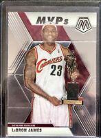 2019-20 Mosaic Lebron James MVP Base #298 CAVS GOAT