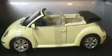 AUTOart VW New Beetle Cabrio Mellow Yellow 1:18 825924103