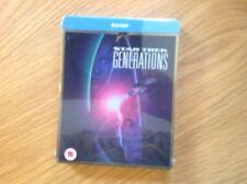 Star Trek VII: Generations (1994) -- Steelbook, Blu ray BRAND NEW
