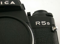 LEICA R5s R5-s Prototype Prototyp vintage original never produced in series