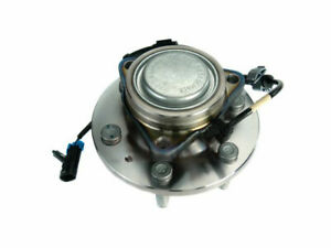 Front Wheel Hub Assembly For 09-14 Chevy GMC Express 1500 Savana RWD MB19S3