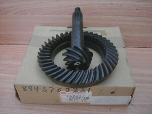 Gear & Pinion Front fits Isuzu TF Trooper Opel Monterey Campo Chevrolet LUV