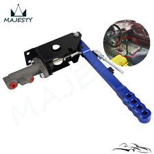 Hydraulic Vertical Handbrake With 0.7 MASTER CYLINDER Locking Device Blue