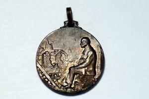 Médaille des Sinistrés du Comité d'Action des Régions Dévastées 1923 Bronze