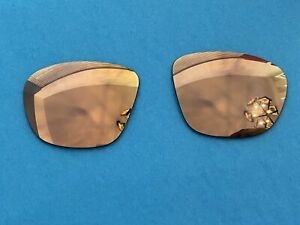 Coach 8261 Purplish Mirrored  Replacement Lenses 56mm/ Lenses Only