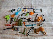 Lot Vintage Teenage Mutant Ninja Turtles Weapons Accessories TMNT Accessory