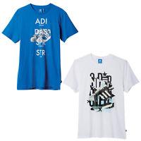 adidas Originals Superstar SST Graphic Tee Herren-Shirt T-Shirt Kurzarm