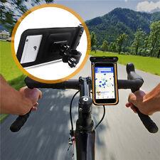 BICICLETTA Supporto Cellulare Borsa Smartphone Moto Impermeabile navi guscio case