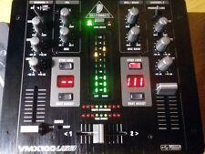MIXER BEHRINGER PRO VMX 100 USB DJ  2 CANALI DJM CDJ DISCO