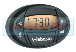 WEBASTO 1533 12V DIGITAL TIMER THERMO TOP C/E/Z WATER HEATER 1301122C 1322580A
