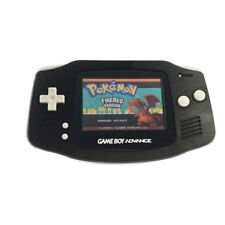 Black Game Boy Advance Console GBA Console AGS-101 Backlight Backlit Screen