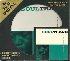 Coltrane, John Soultrane DCC Gold CD mit Pappumhüllung (with Slip Case) OOP