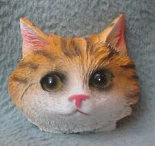 Tabby Cat 3D Magnet Souvenir Travel Refrigerator