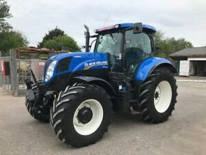 NEW HOLLAND T7200 TRACTOR LISTING INCLUDING VAT - 59999999