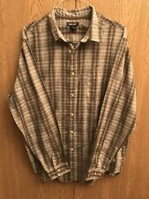 CHEROKEE Men's Cotton Blend L/S Button Down Dress Shirt XL
