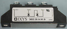 IXYS model MDD 26-14 N1 B, double diode