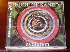 Edge Sanity: Evolution Juego de 2 CD 1999 Negro MARK Productos Alemania bmcd140