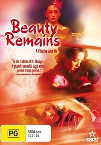 Beauty Remains (2009) By Ann Hu - New Sealed Region 4 Tracking (D578)