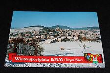 AK PK LAM Bayer. Bayerischer Wald Wintersportplatz farbig