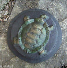 gostatue MOLD turtle stepping stone concrete plaster mold mould