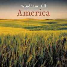 """WINDHAM HILL AMERICA"" (CD 2004) Aaberg/Hyman/Botti/Isham/Winston **VERY GOOD**"