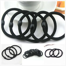 10pcs Women Hair Ties Band Ring Ropes Ponytail Holder Elastic Hair Accessories