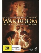 "War Room (DVD) Region 4 ""NEW AND SEALED"""