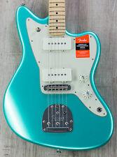 Fender American Professional Jazzmaster Electric Guitar, Mystic Seafoam, Maple