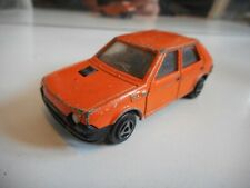 Majorette Fiat Ritmo in Orange