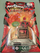 Power Rangers jungle fury Savage spin tiger ranger New in sealed packaging