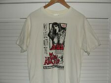 MY LIFE WITH THE THRILL KILL KULT - Vintage T-shirt - LARGE - (Industrial Goth)