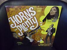 AL HIRT BOOTS RANDOLPH DANA VALERY Horns Of Plenty LP EX 1971 RCA Victor SHRINK