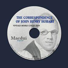 The correspondence of John Henry Hobart – Vintage E-books 6 Volumes PDF on 1 DVD